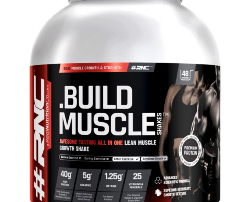 All-in-One Muscle Builder